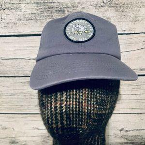 Levi's Grey snap back hat! NWT!